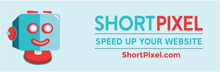 The ShortPixel plugin.